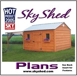 skyshed backyard observatory building plans contact page you can e